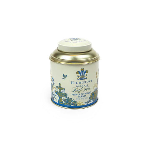 Highgrove Organic Prince of Wales Loose Tea Tin