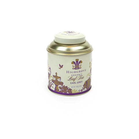 Highgrove Organic Earl Grey Loose Tea Tin