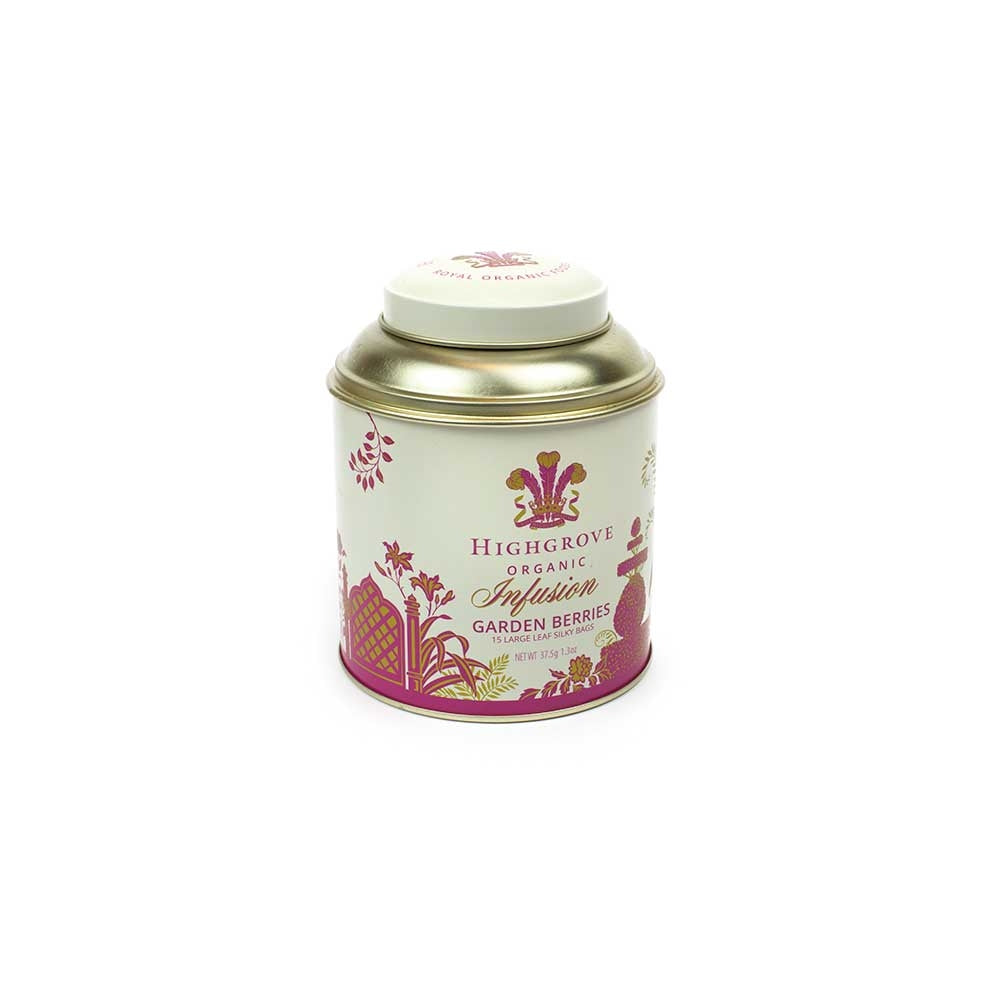 Highgrove Organic Garden Berries Infusion Tin