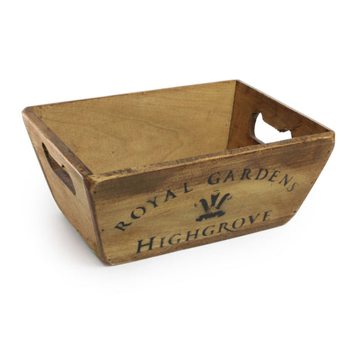 Highgrove Wooden Trug