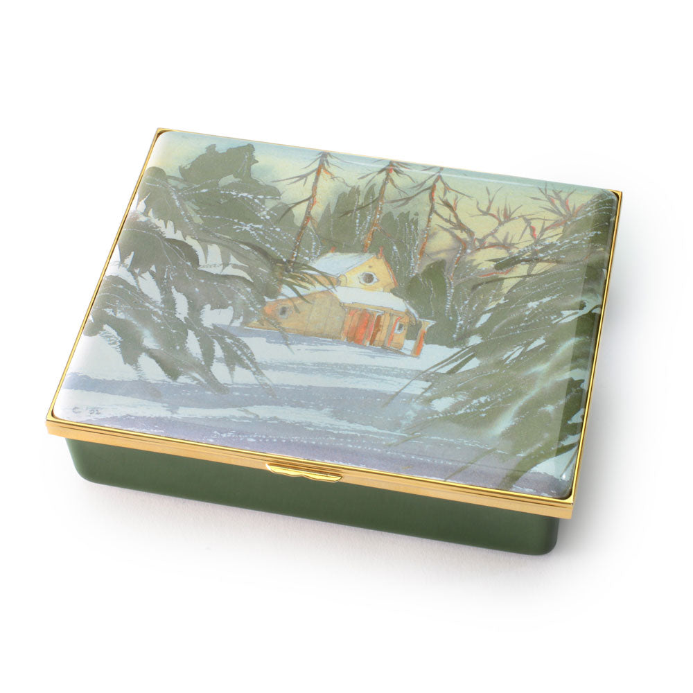 Sanctuary Enamel Box