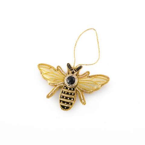 Gold Bee Decoration