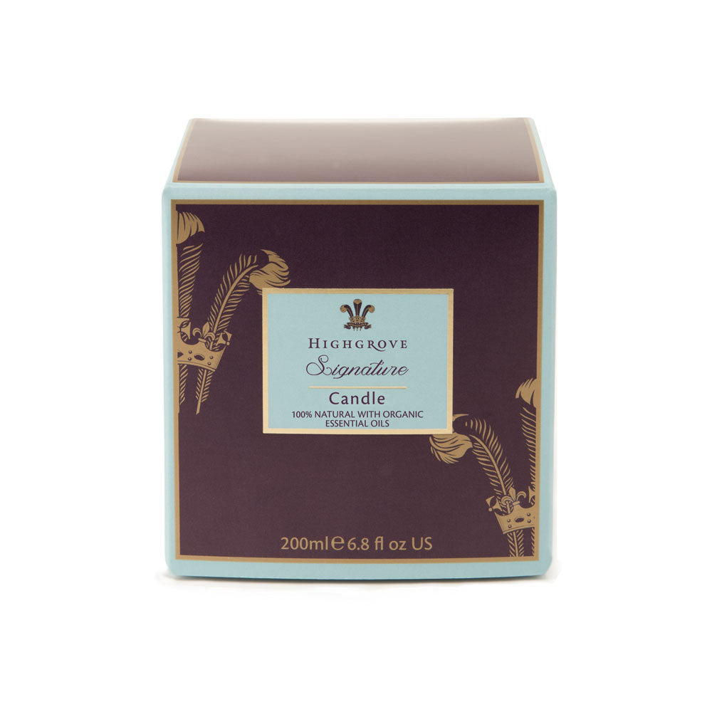 Highgrove Signature Candle
