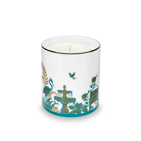 Royal Gardens Wild Fig and Grape Scented Candle