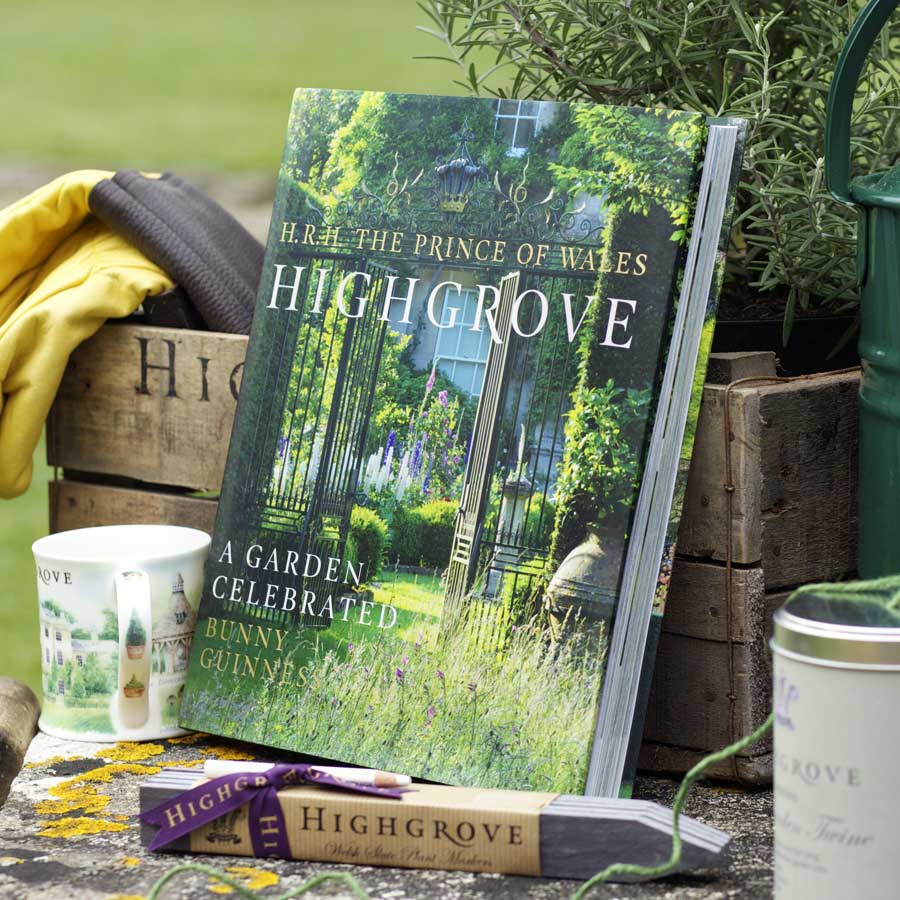 Highgrove: A Garden Celebrated Book