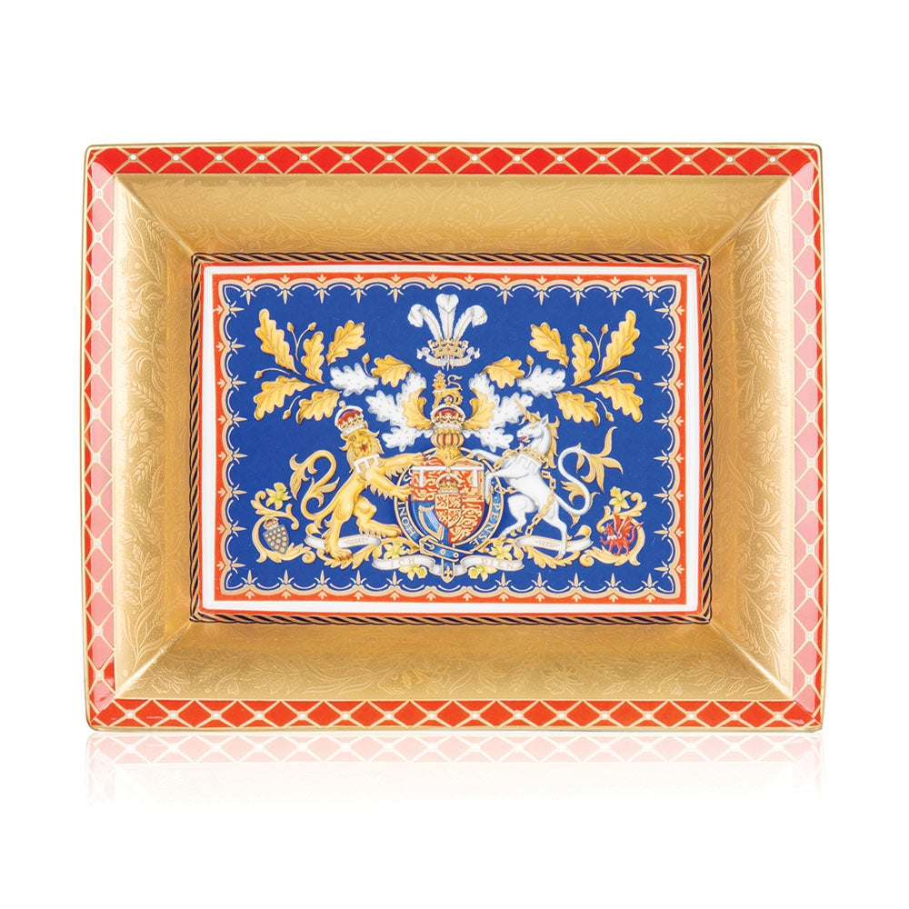 Limited Edition Prince of Wales's 70th Birthday Official Commemorative Tray