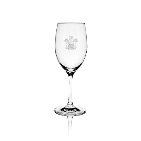 Highgrove Engraved Large Wine Glass