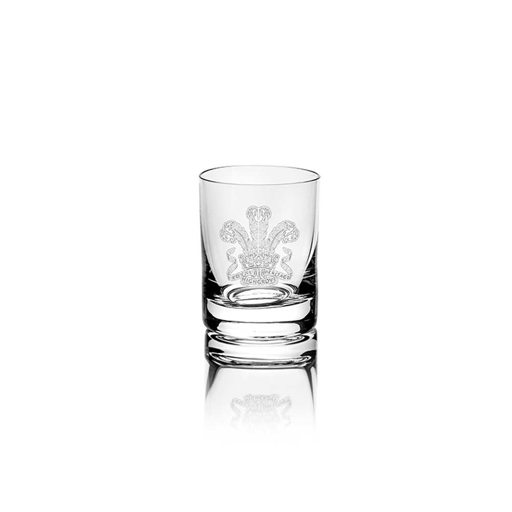 Highgrove Engraved Tot Glass