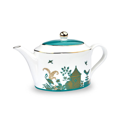 Royal Gardens Oval Teapot