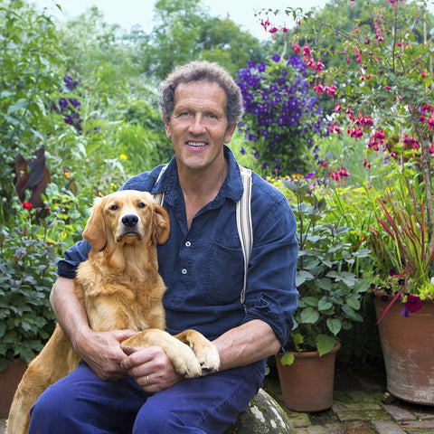 Meet Monty at Highgrove