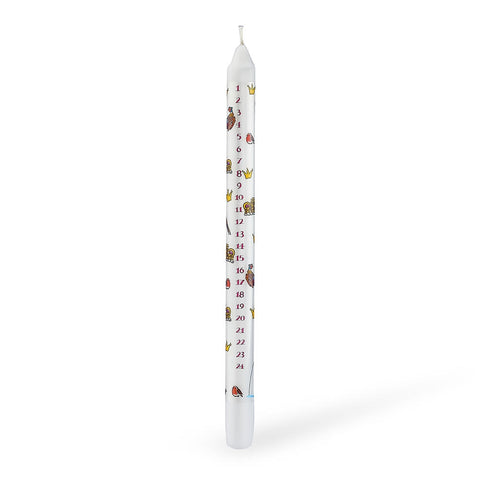 Highgrove Christmas Advent Candle