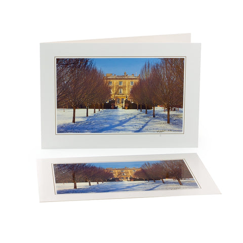 Hornbeam Avenue Highgrove Christmas Card (Pack of 10)