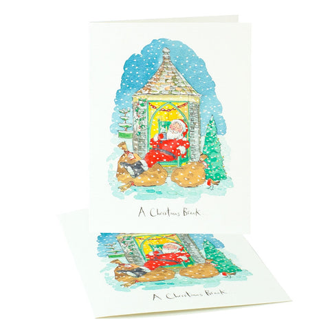 'Christmas Break' Christmas Cards (Pack of 10)