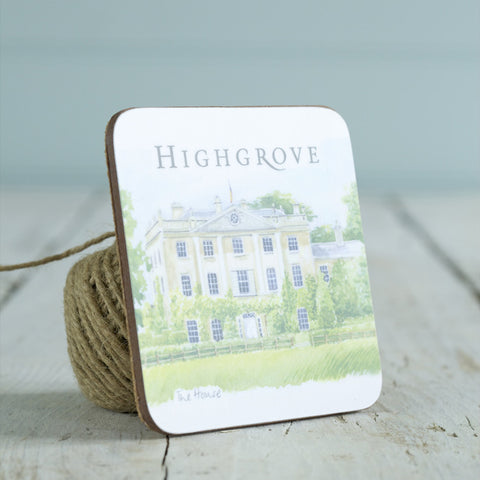 Highgrove House Coaster