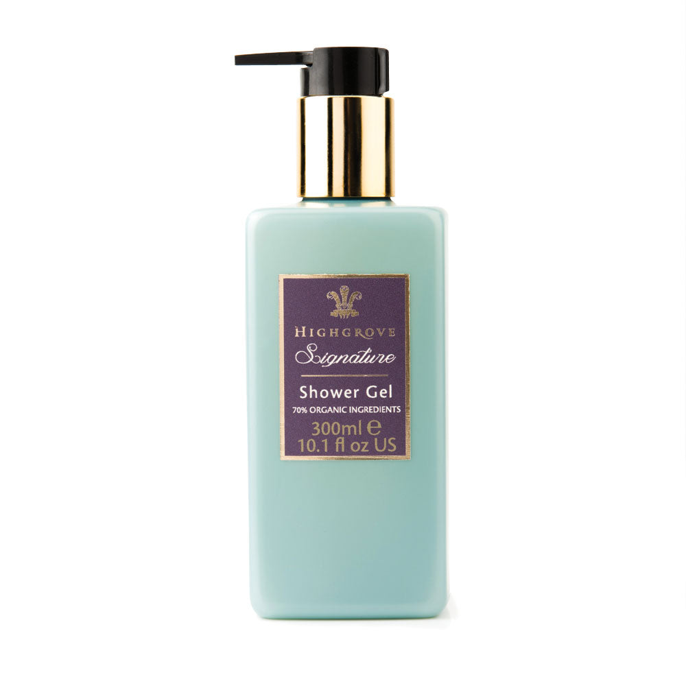 Highgrove Signature Organic Shower Gel
