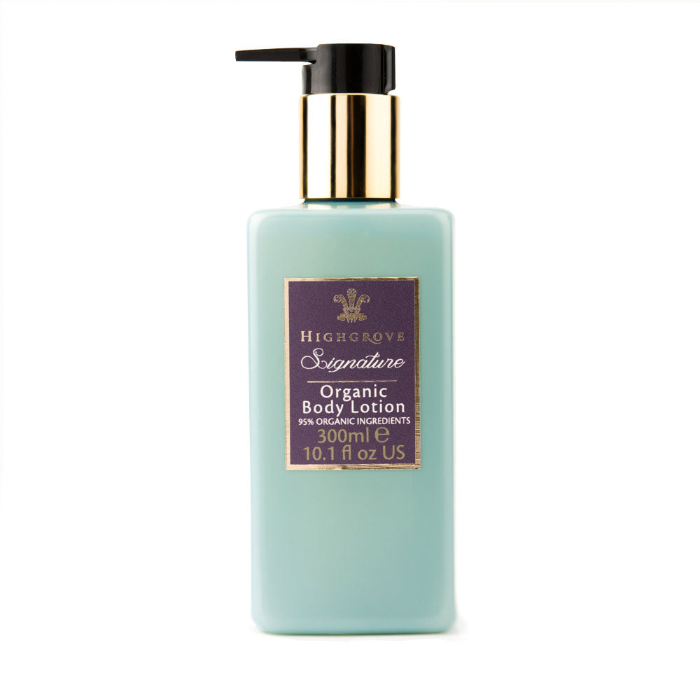 Highgrove Signature Organic Body Lotion