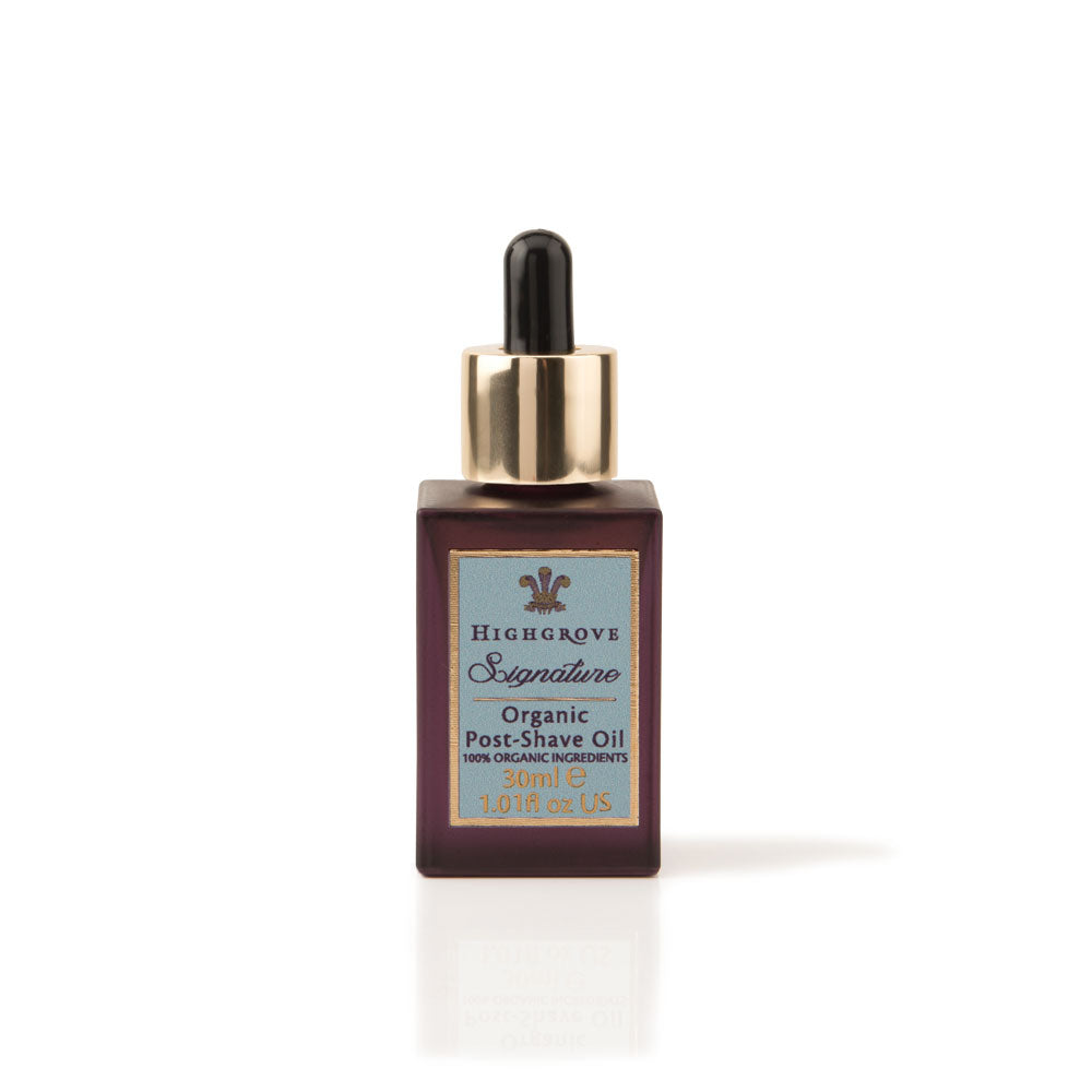 Highgrove Signature Organic Post-Shave Oil
