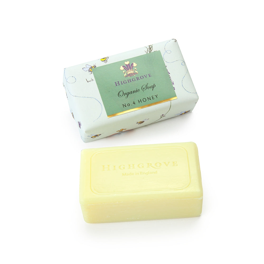 Organic Honey & Camomile Soap