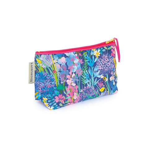 Miriam Midnight Medium Cosmetic Bag