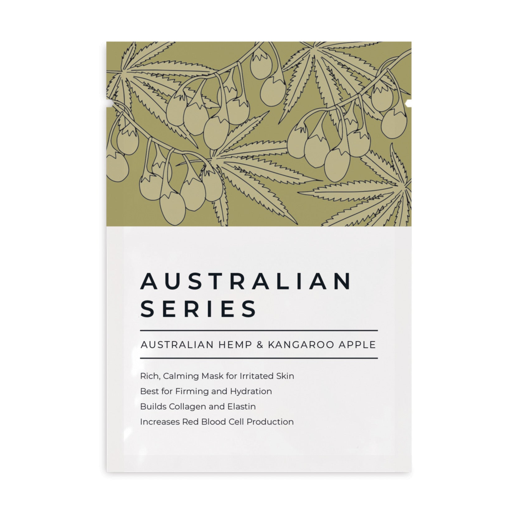 Australian Hemp and Kangaroo Apple - Soothe and Nourish