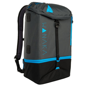 Charcoal/Blue Complete Adventure Package