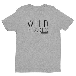 WILD PLACES Short Sleeve T-shirt