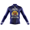 Sloth Cycling Cycling Jersey Long Sleeve