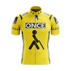 Retro Once Cycling Jersey Short Sleeve