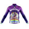 UNICORN POWER CYCLING JERSEY Long Sleeve