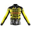 SLOW ZOMBIE CYCLING JERSEY Long Sleeve