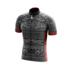 Tribal Tattoo Short Sleeve Cycling Jersey
