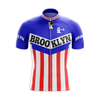 Retro Brooklyn Cycling Jersey Short Sleeve