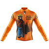 Smokey Bear Wildfires Cycling Jersey Long Sleeve