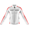 CUTTERS RETRO CYCLING JERSEY Long Sleeve - BREAKING AWAY