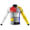 La Vie Claire Cycling Jersey Long Sleeve