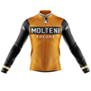 Retro Team Molteni Cycling Jersey Long Sleeve