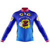 Z VETEMENTS ENFANTS RETRO CYCLING JERSEY Long Sleeve