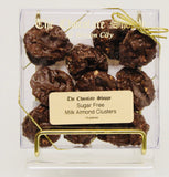 Sugar-Free Almond Clusters