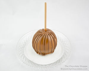 Chocolate Caramel Apple