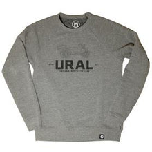 Engineered Sweatshirt Grey