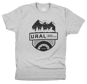 Adventure T-Shirt - Grey
