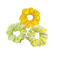 Load image into Gallery viewer, 'FIFTY SHADES OF YELLOW' SCRUNCHIE PACK
