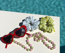 Load image into Gallery viewer, 'MARGARITAVILLE' SWIM SCRUNCHIE