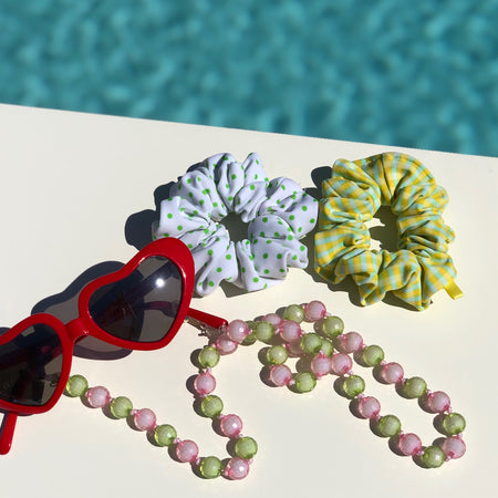 'MARGARITAVILLE' SWIM SCRUNCHIE