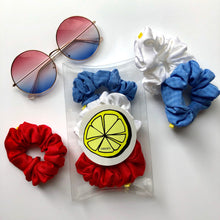 Load image into Gallery viewer, 'LIBERTY LOVE' SCRUNCHIE PACK