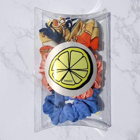 'BETTY AND VERONICA' SCRUNCHIE PACK