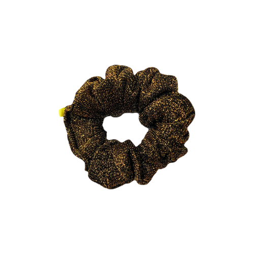 'FOOL'S GOLD' SCRUNCHIE
