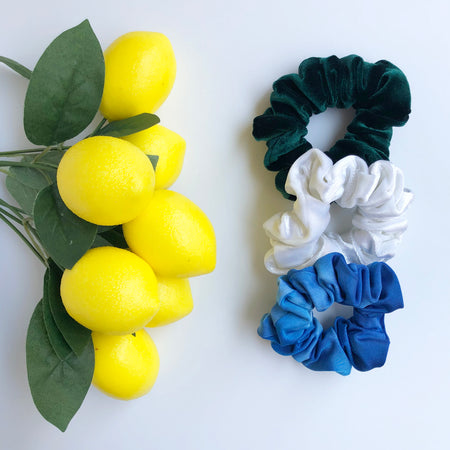 'COMMANDO' SCRUNCHIE PACK