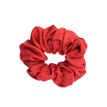 Load image into Gallery viewer, 'HAUTE' TEXTURED SILK SCRUNCHIE