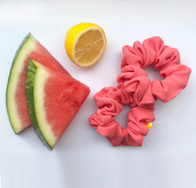 Load image into Gallery viewer, 'HOTTERMELON' SCRUNCHIE